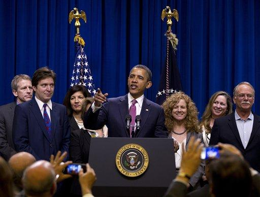 President Obama is still pushing for tax increase on millionaires (Photo courtesy of AP)