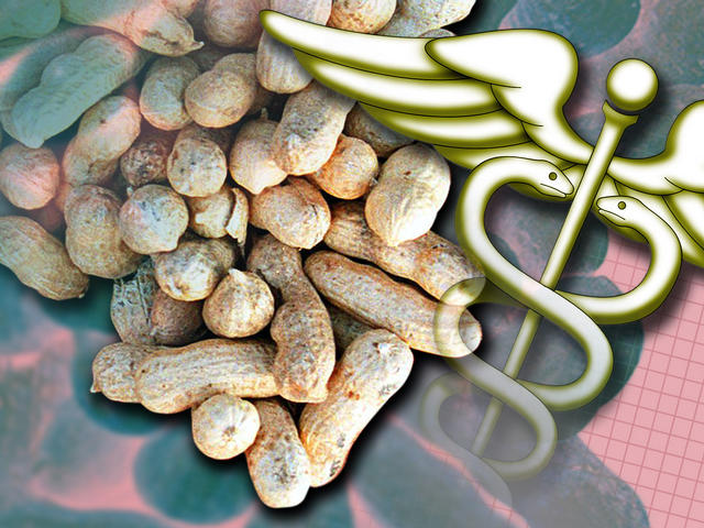 FDA officials suspended peanut production at a New Mexico plant (AP)