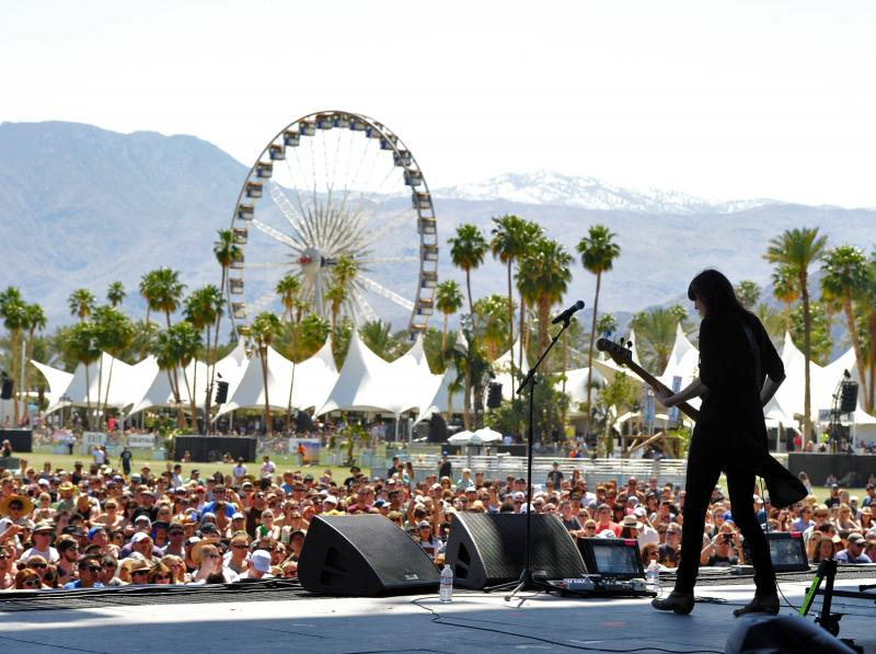 Festivalgoers Preparing for Coachella 2013 | ATVN