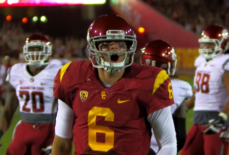 Lane Kiffin finally declared a starting QB -- Cody Kessler will be under center vs. Boston College. (Neon Tommy)