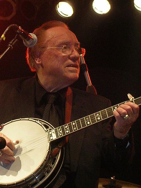 Earl Scruggs (Photo courtesy Creative Commons)