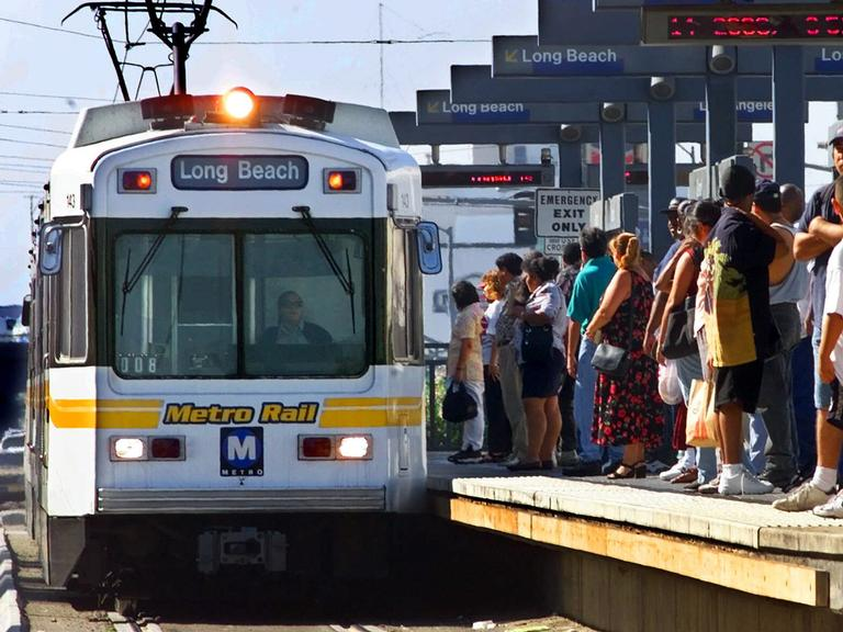Graduate students will be able to take the Metro for a third of the price for two months.  (AP)