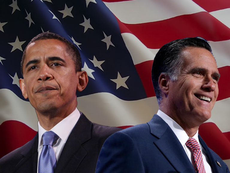 Obama and Romney will face off for the second presidential debate Tuesday night in Hempstead, NY. (Photo by Associated Press)
