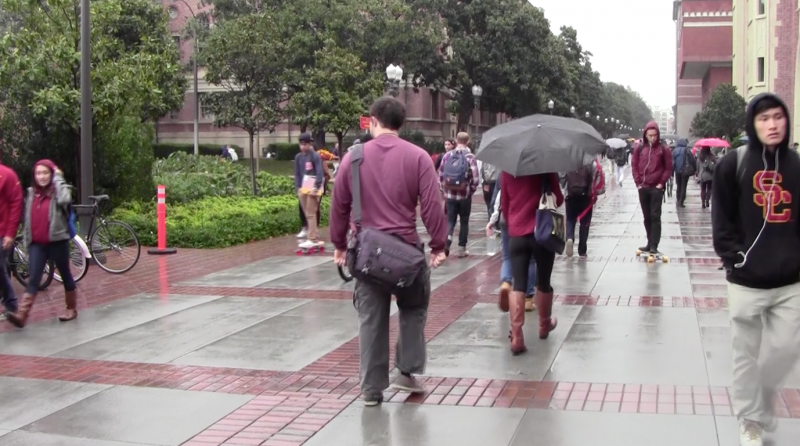 Wet Weather in Los Angeles Sparks Safety Concerns | ATVN