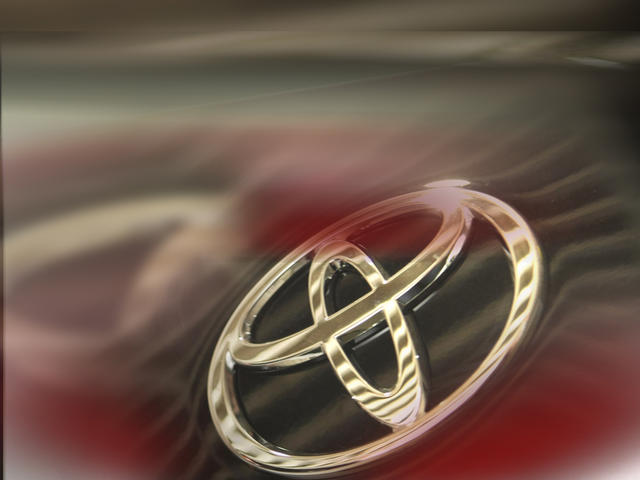 Toyota said they are currently getting replacement parts. (Photo courtesy of Associated Press)