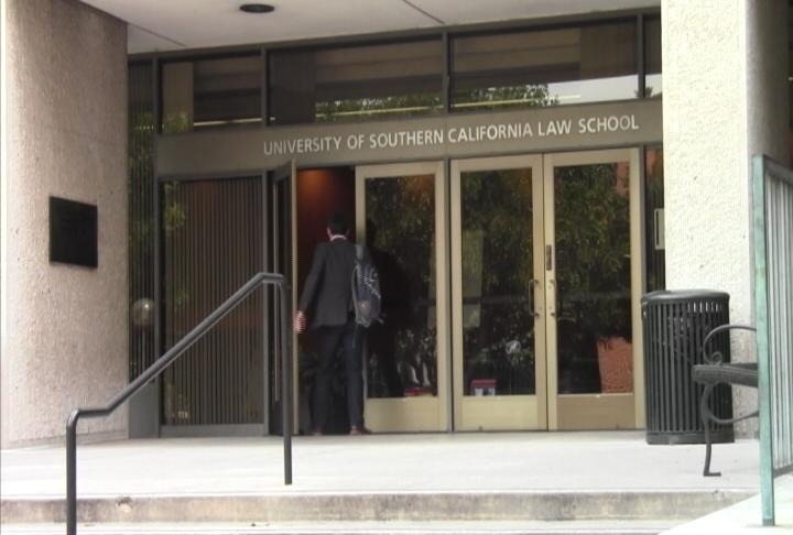 USC Gould Law Students have a 91% pass rate on the California Bar Exam.