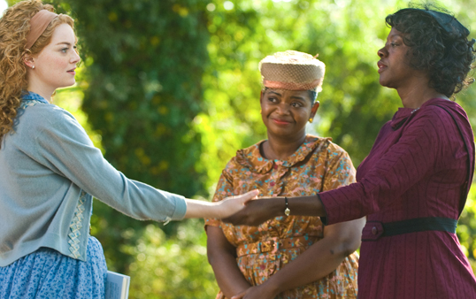 'The Help' is nominated for four Oscars