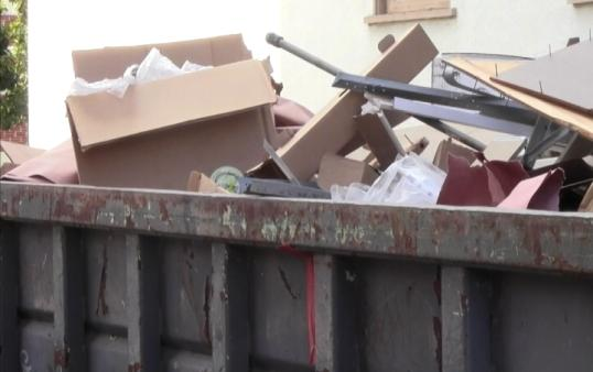 Apartment complexes and commercial properties may see new trash hauling system soon. (Photo Courtesy ATVN)