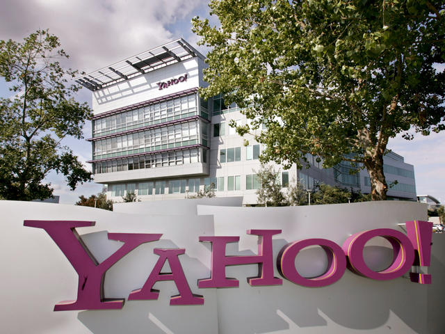 Yahoo is threatening to sue Facebook for allegedly violating patent rights. (Photo courtesy AP)